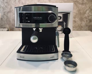 Cafetera Espress Cecotec