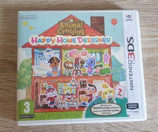 Juego Nintendo 3DS-Happy Home Designer