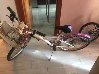 bici niña 24 pulgadas