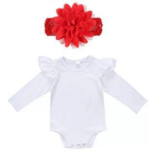 body bebé niña nuevo princesa 18/24 MESES