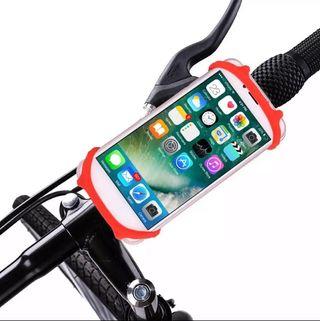 Soporte universal para manillar de bicicletas