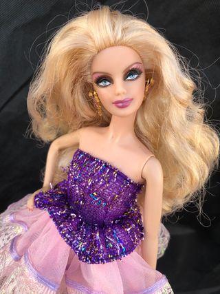 Muñeca barbie holiday 2009