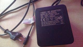 AC Adaptor pri: 230V 50Hz 360mA sec :16V 2500mA
