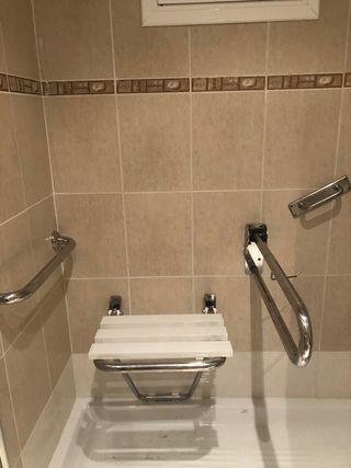 Set minusválido baño