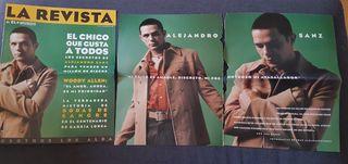 Alejandro Sanz Artículos de revistas Años 90
