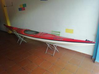 Vendo kayak de travesía de fibra Omei Inuit