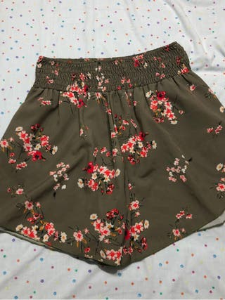 Falda pantalón fresquita