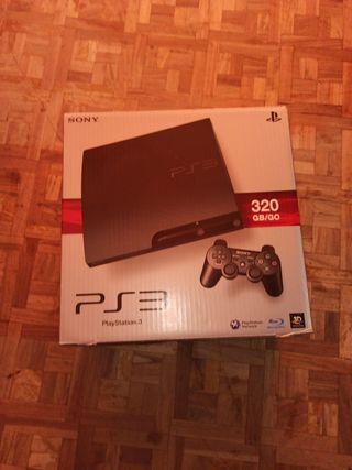PS3 Como Nueva!!!
