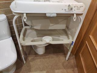 Bañera cambiador bebe jane flip