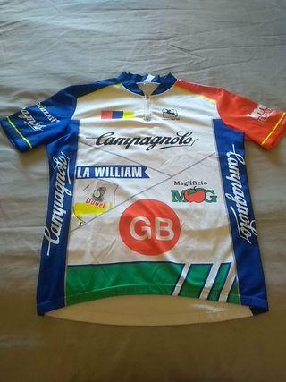 Maillot ciclismo XL