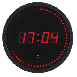 RELOJ ALBA DE PARED LED