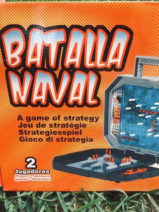 Juego de estrategia Batalla Naval