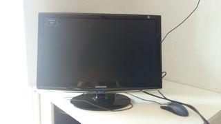 Monitor LCD Samsung de 24 pulgadas