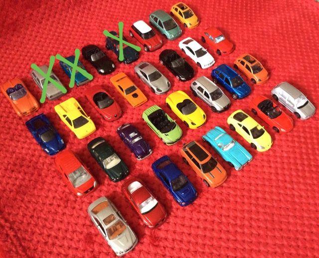 Lote coches de colección