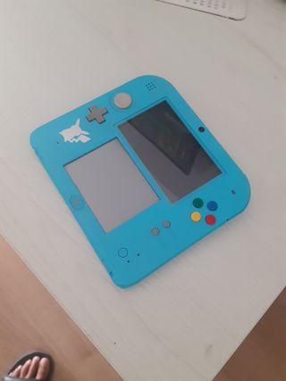 Nintendo 2ds edición pokemon sol y luna