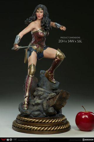 Wonder Woman Down of justice premium format