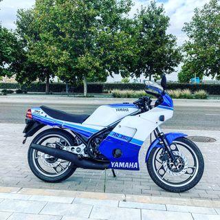 Yamaha rd 350 31k 57v