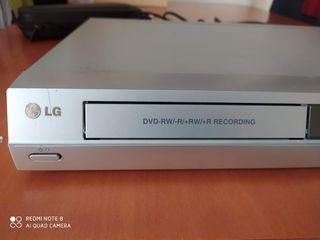 LG DVD Lector y grabador