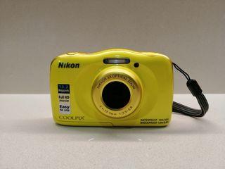 Cámara fotos Coolpix Nikon