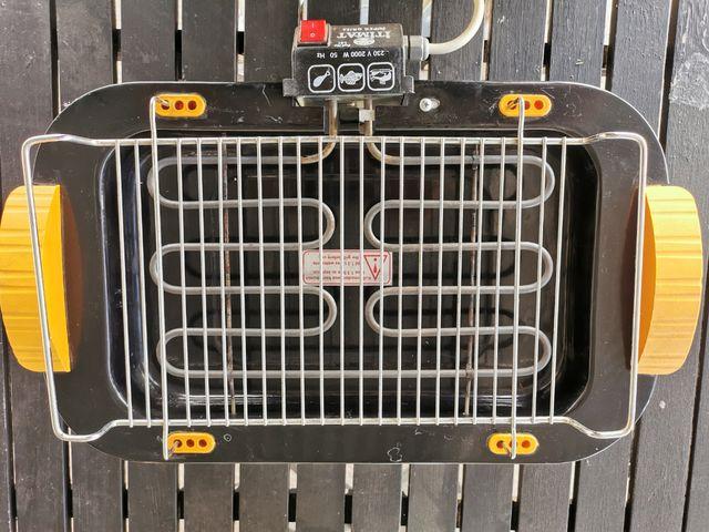 barbacoa /grill electrica