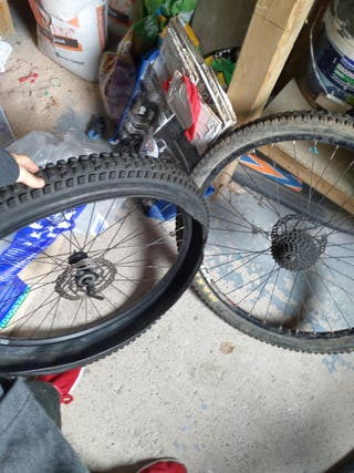 mountain bike 29inch wheels and tires