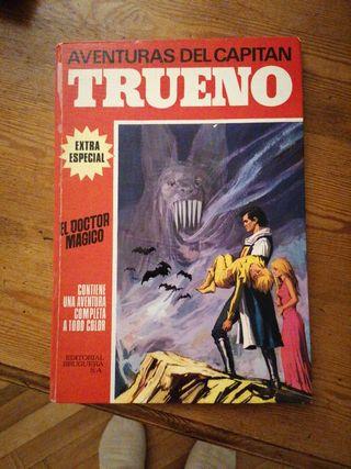 aventuras del capitán Trueno.