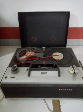 Grabadora audio Philips