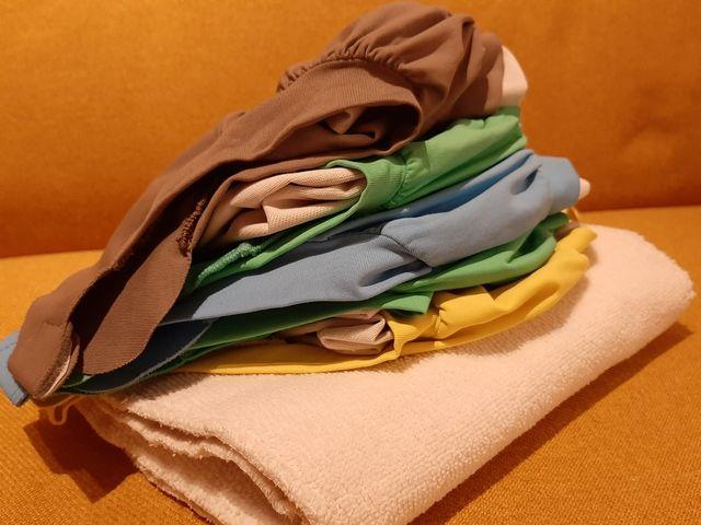 pañales lavables