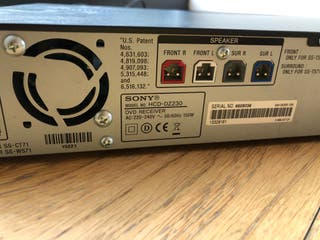 Sony DAV-DZ230 Home Cinema Speakers