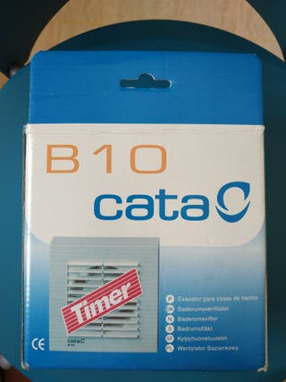Extractor CATA B10 NUEVO