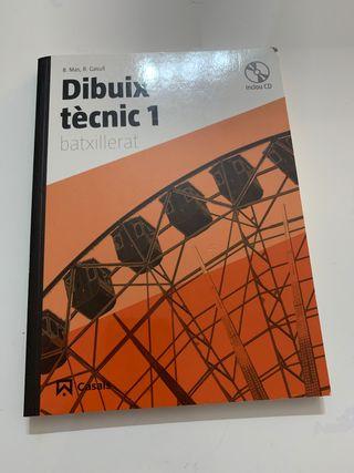 Dibuix Tecnic 1 er Batxillerat casals + CD