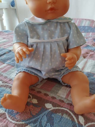 Pelele para muñecas