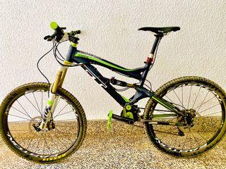 Bicicleta GT force 1 . 26 enduro
