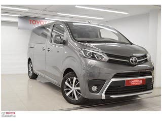 Toyota Proace Verso Combi 2.0D Family Advance + Pack L1 110 kW (150 CV)