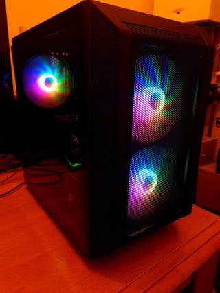 BNIB!! Custom Ryzen Gaming PC RGB