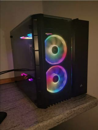 BNIB!!! Ultra Spec Intel I7 Gaming PC RGB