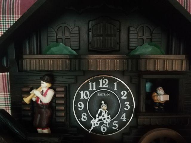 Reloj cu cu
