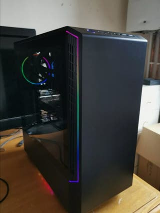 BNIB!! Ultra Performance Ryzen Gaming PC RGB