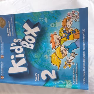 libro inglés segundo primaria