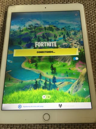 IPad Air 2 16 Gb Wifi con Fortnite