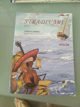 estradivari vol 2 violin