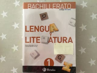 Lengua y literatura 1. Bruño. Bachillerato