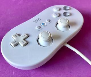 Mando clásico wii / wii U Nintendo español