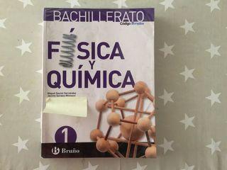 Física y química 1, Bruño. 1º Bachillerato