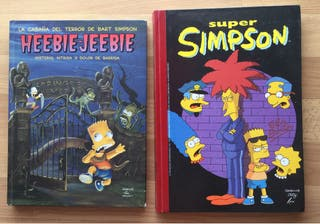 Simpson. Cómics