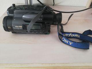 Sony Video Hi8 Handycam 1992 + Complementos