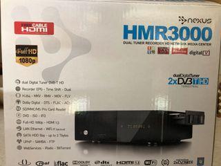 Sintonizador Grabador TDT Nexus HMR3000 -disco 2TB