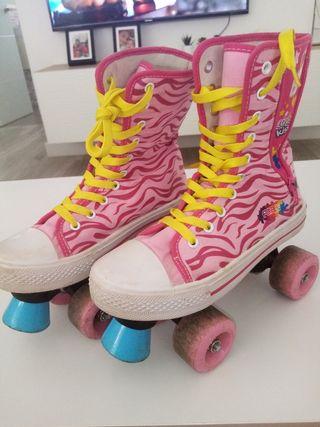 patines roller niña