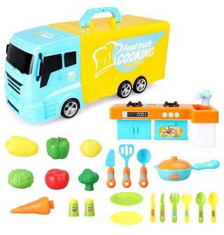 Camión de cocina