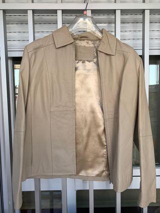 Cazadora vintage de PIEL (Cuero-Genuine Leather)